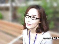 Korea1818.com - korean cutie in glasses movies