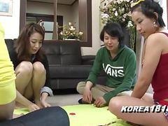 Korean porn sexy striptease games tubes