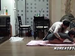 Korean porn yoga sex videos