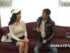 Korean porn milf seduced and sexy videos