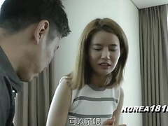 Korean babe has sex with japanese dork videos