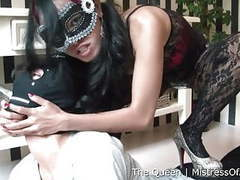 Thai mistress in slave domination worship movies at find-best-videos.com