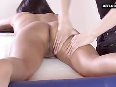 Sexy asian alga ruhum massaged movies at find-best-babes.com