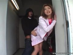 Lovely asian fucking in public tubes at asian.sgirls.net