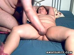 Chubby amateur milf toyed and blowjob with facial cumshot videos