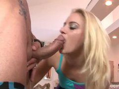 Tattooed girl sucks on huge cock movies at find-best-videos.com
