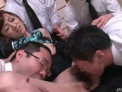 Fondled by four japanese guys and sucking dick videos