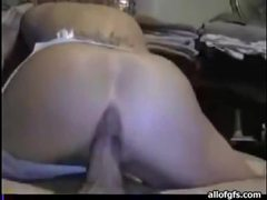 Tramp stamp gf fucked in her tight ass videos
