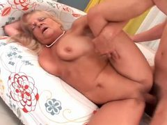 Saggy granny getting pumped by horny younger man movies at sgirls.net