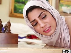 Dagfs - arabic chick nadia ali tastes white cock videos