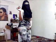 Turkish-arabic-asian hijapp mix photo 14 clip