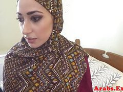Pounded muslim babe jizzed in mouth videos