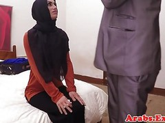 Hijab arab babe takes cash for sex pov movies at find-best-lingerie.com