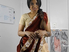 Hornysouth indian sister in law roleplay in tamil with subs videos