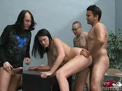 Indian wife fucked her husband and his friends tubes