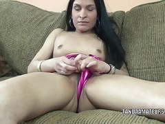 Exotic milf naomi shah is playing with her sweet pussy movies at freekilomovies.com