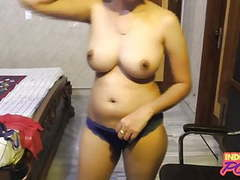 Big boobs indian college girl on live cam show movies at dailyadult.info