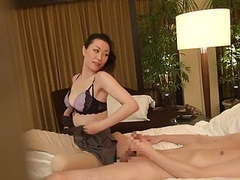 Subtitled japanese milf massage therapist seduction in hd movies