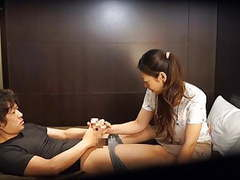 Japanese hotel massage gone wrong subtitled in hd tubes at lingerie-mania.com