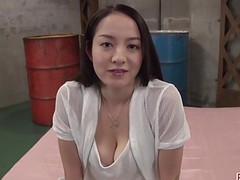 Anna mihashi deals cock up the pussy in hot romance tubes at lingerie-mania.com