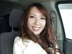 Yui hatano deepthroats cock in car (uncensored jav) videos