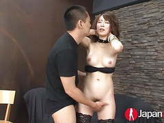 Japan hd squirting japanese pornstar gets a creampie tubes at japanese.sgirls.net