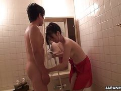 His sexy asian wife yuka getting her pussy eaten movies at kilopills.com