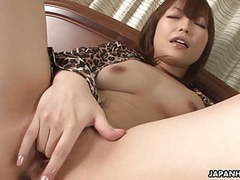 Cunt wet asian slut toying her aroused pussy videos