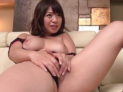 Wakaba onoue tries young penis in her gorgeous pussy videos