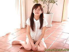 Japanese teen pussylicked before facial tubes at japanese.sgirls.net