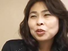 Amature japanese milf, the first time of appearance in porno tubes