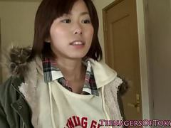 Cocksucking japanese teen fucked from behind movies at find-best-ass.com
