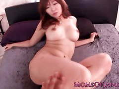 Japanese milf kaori facialized after fucking tubes