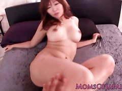 Japanese milf kaori facialized after fucking tubes at lingerie-mania.com