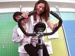 Japanese sexercise (uncensored jav) movies at freekiloclips.com