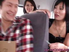 Cosplay catsuit japaneses in public reverse gang bang tubes at japanese.sgirls.net