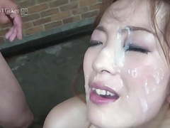 Aiko nagai's bukkake creampie facefuckfest (uncensored jav) movies at find-best-lesbians.com