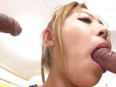 Cheerleader yui aoyama fuck in locker room (uncensored jav) tubes at japanese.sgirls.net