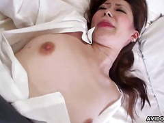Dicking down an asian chick with a dick and a vibrator movies