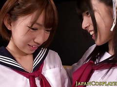 Japanese schoolgirl squirting while fingered movies at kilomatures.com