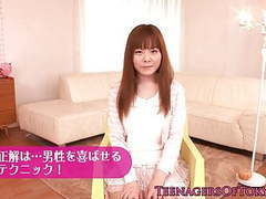 Beautiful japanese teen dressed as a maid movies