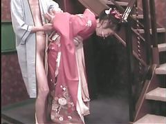 Japanese kimono bondage movies