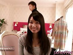 Tiny nippon babe fingered in trimmedpussy tubes at japanese.sgirls.net