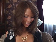 Rare ema kisaki doing anal with two horny males tubes at japanese.sgirls.net
