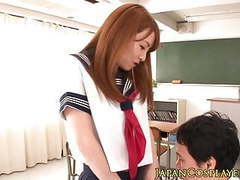 Asian schoolgirl fingered afterclass movies
