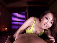 Asian babe with big tits movies