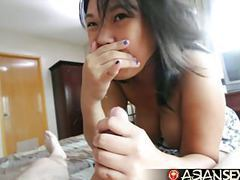 Asian sex diary - filipina milf sucks and fucks white guy movies at freekilomovies.com