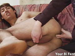Asian pervert gets a hot prostate massage tubes at find-best-asian.com