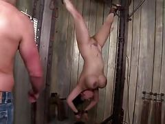 Kinky big titted asian milf gets tied, punished and dp tubes at find-best-asian.com