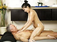 Sexy masseuse ember snow tubes at thai.sgirls.net